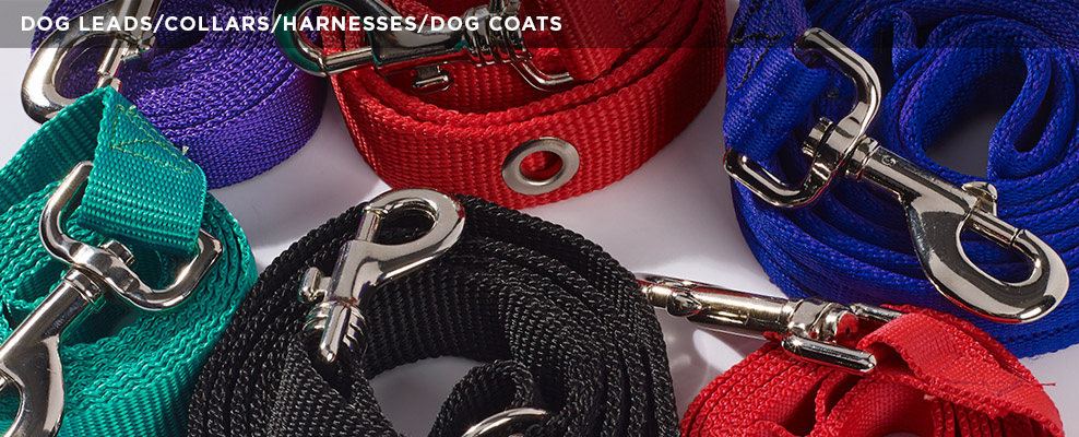 Dog Leads/Collars/Coats/Harnesses
