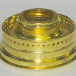 Aladdin Loxon Gallery Brass