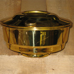 Brass Bowl No Foot