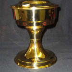 Brass Table Lamp Bowl