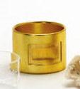Brass flue 67 40 mm