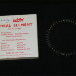 Spiral Element in Carton